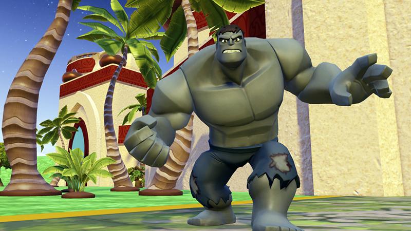 Disney Infinity 2.0. Marvel. Интерактивная фигурка персонажа Халк [PS3 / PS4 / Xbox 360 / Xbox One] от 1С Интерес