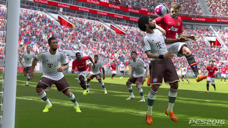 Pro Evolution Soccer 2015 [PS3] от 1С Интерес