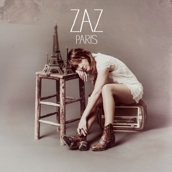Zaz: Paris (CD) zaz zaz
