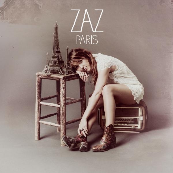 Zaz: Paris (CD)Zaz. Paris &amp;ndash; новый альбом самой известной французской артистки за последнее время.<br>