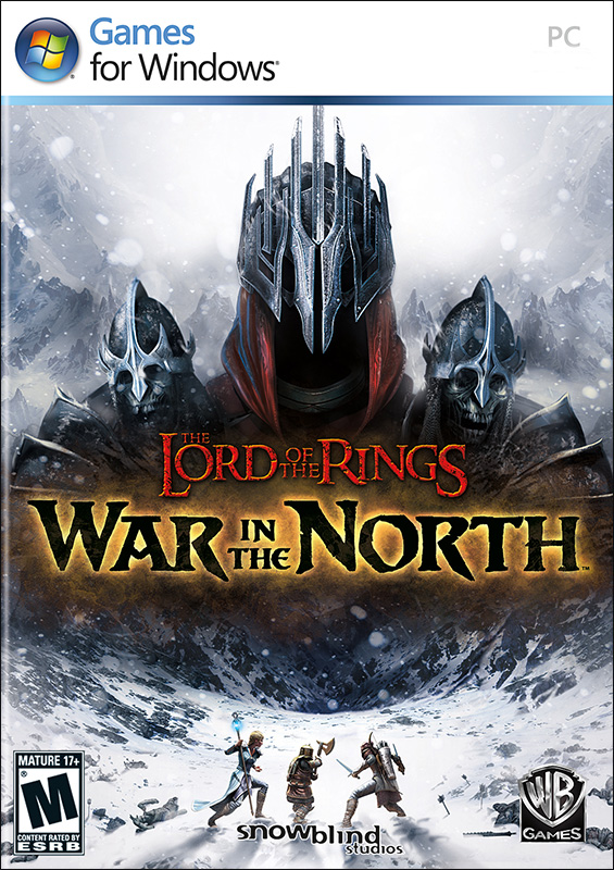 Lord of the Rings: War in the North  (Цифровая версия) уэллс г д the war of the worlds книга на англ яз