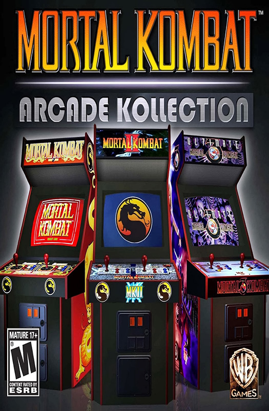 Mortal Kombat. Arcade Kollection (Цифровая версия) new original dw ad 631 m12 120 warranty for two year