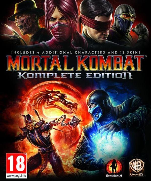 Mortal Kombat. Komplete Edition  (Цифровая версия)Mortal Kombat &amp;ndash; это жестокая, кровавая и беспощадная битва не на жизнь, а на смерть, битва, в которой может победить только сильнейший.<br>