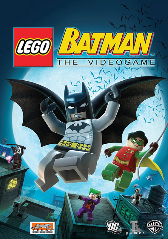 LEGO Batman [PC, Цифровая версия] (Цифровая версия)