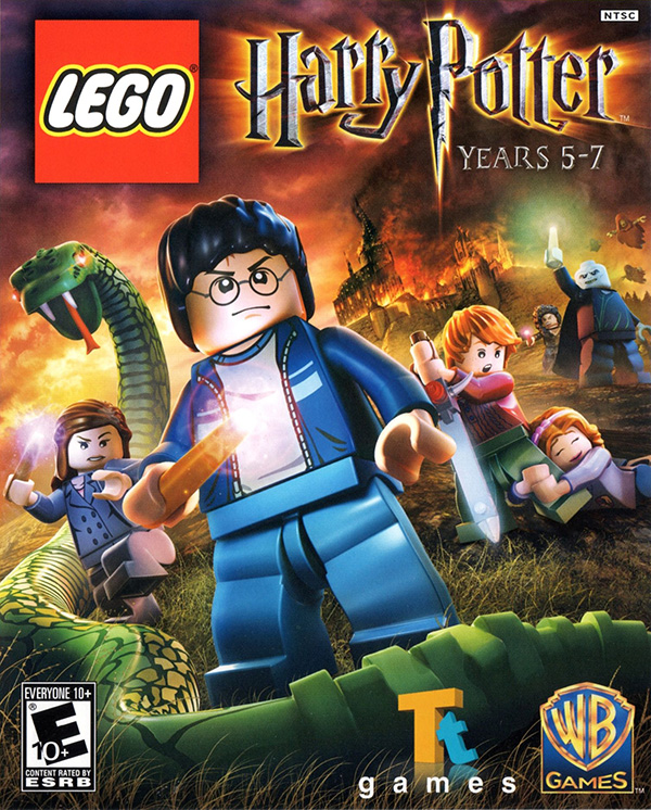 LEGO Harry Potter: Years 5-7 [PC, Цифровая версия] (Цифровая версия) lego harry potter years 1 4 [mac цифровая версия] цифровая версия