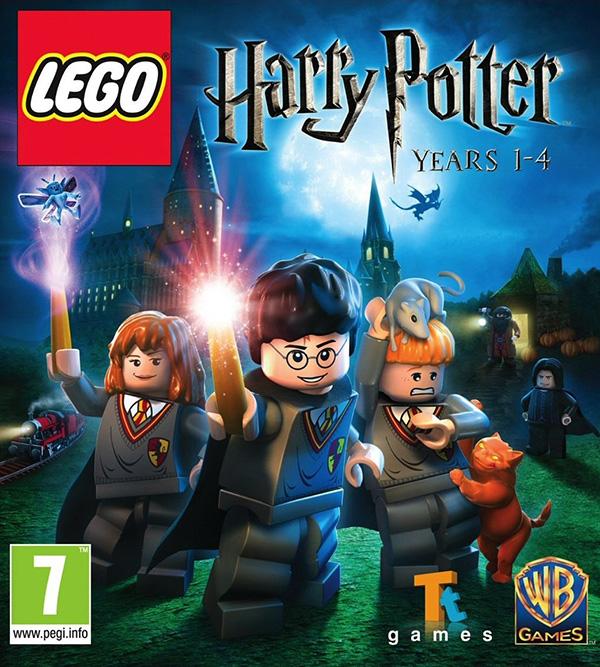 LEGO Harry Potter: Years 1-4 (Цифровая версия)