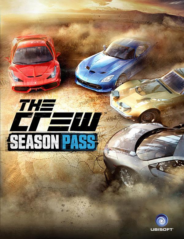 The Crew. Season Pass  [PC, Цифровая версия] (Цифровая версия)