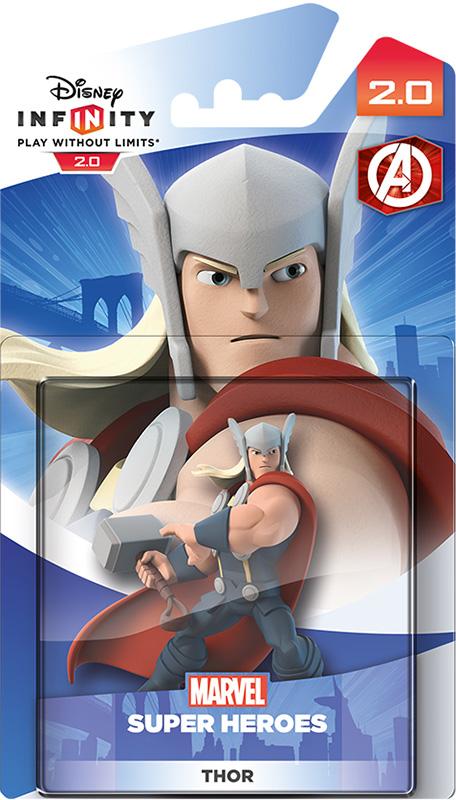 Disney Infinity 2.0. Marvel. Интерактивная фигурка персонажа Тор [PS3 / PS4 / Xbox 360 / Xbox One]
