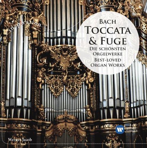 Johann Sebastian Bach: Toccata &amp; Fuge – Best-Loved Organ Works (CD)В альбом Johann Sebastian Bach. Toccata &amp;amp; Fuge. Best-Loved Organ Works вошли лучшие токкаты и фуги немецкого композитора.<br>