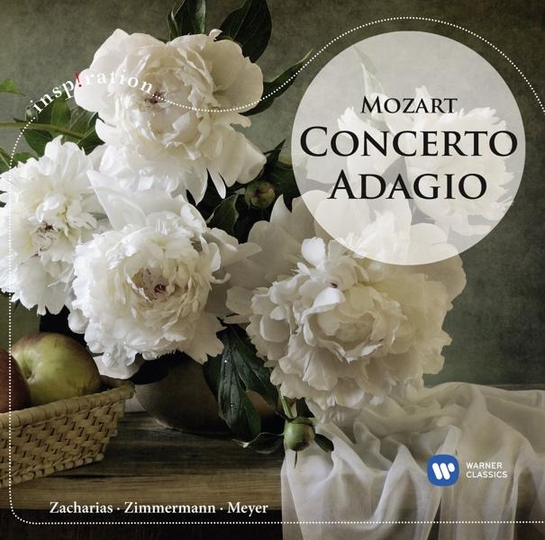 Wolfgang Amadeus Mozart: Concerto Adagio (CD)В альбом Wolfgang Amadeus Mozart. Concerto Adagio вошли произведения знаменитого немецкого композитора.<br>