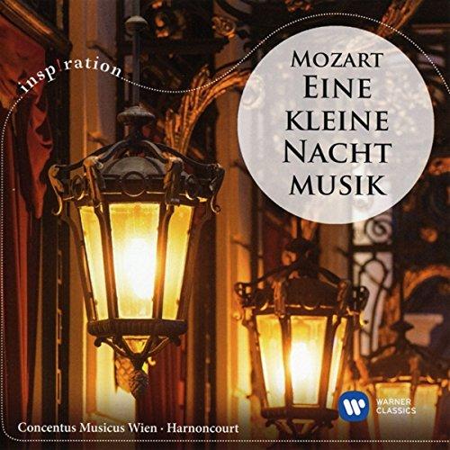 Wolfgang Amadeus Mozart: Eine Kleine Nachtmusik (CD)В альбом Wolfgang Amadeus Mozart. Eine Kleine Nachtmusik вошли серенады знаменитого немецкого композитора.<br>