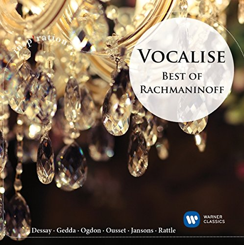 Vocalise: Best of Rachmaninov (2 CD) tfa 351049 matrix ii