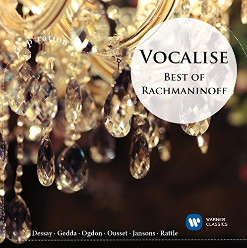 Vocalise: Best of Rachmaninov (2 CD)В альбом Vocalise. Best of Rachmaninov вошли произведения русского композитора Рахманинова Сергея Васильевича.<br>