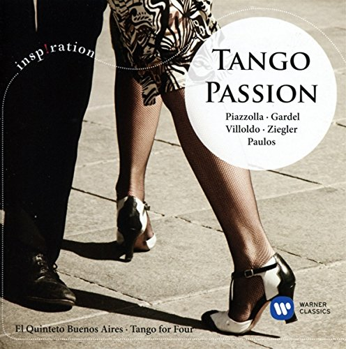Сборник: Tango Passion (CD)В альбом Tango Passion вошли произведения Астора Пьяццоллы, Анхеля Виллольдо, Сьеглера Пабло.<br>