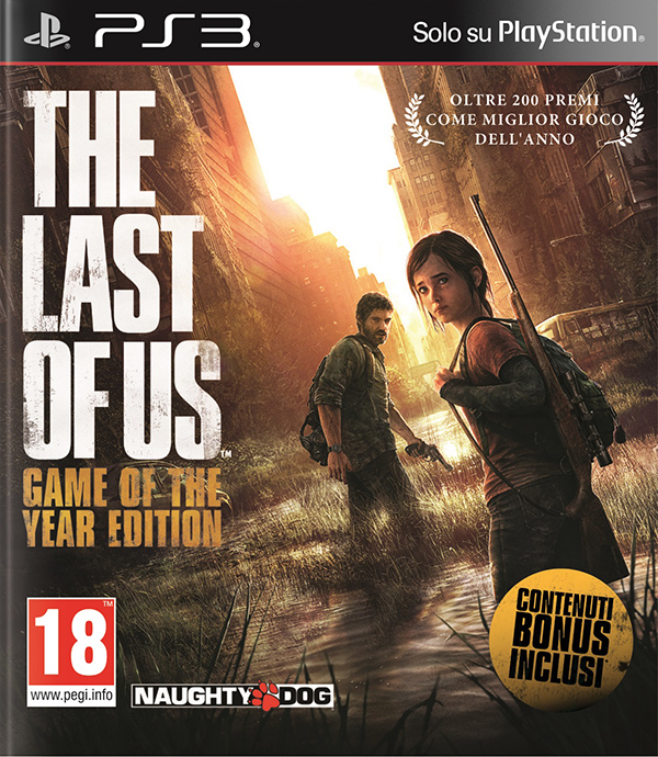 Одни из нас. Game of the Year Edition [PS3] eyepet move edition ps3