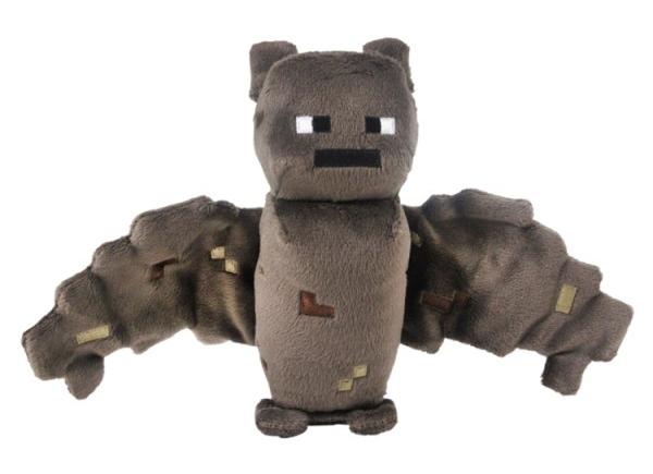 Мягкая игрушка Minecraft. Bat (18 см) 3 мягкая игрушка minecraft летучая мышь bat 16536 jazwares
