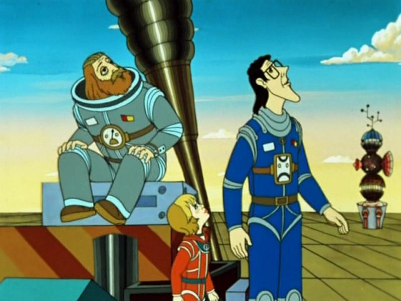 Тайна третьей планеты. Сборник мультфильмов (DVD) (полная реставрация звука и изображения) от 1С Интерес