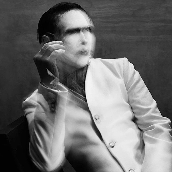 Marilyn Manson: The Pale Emperor (CD) marilyn manson guns god