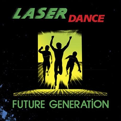 Laserdance. Future Generation (LP)