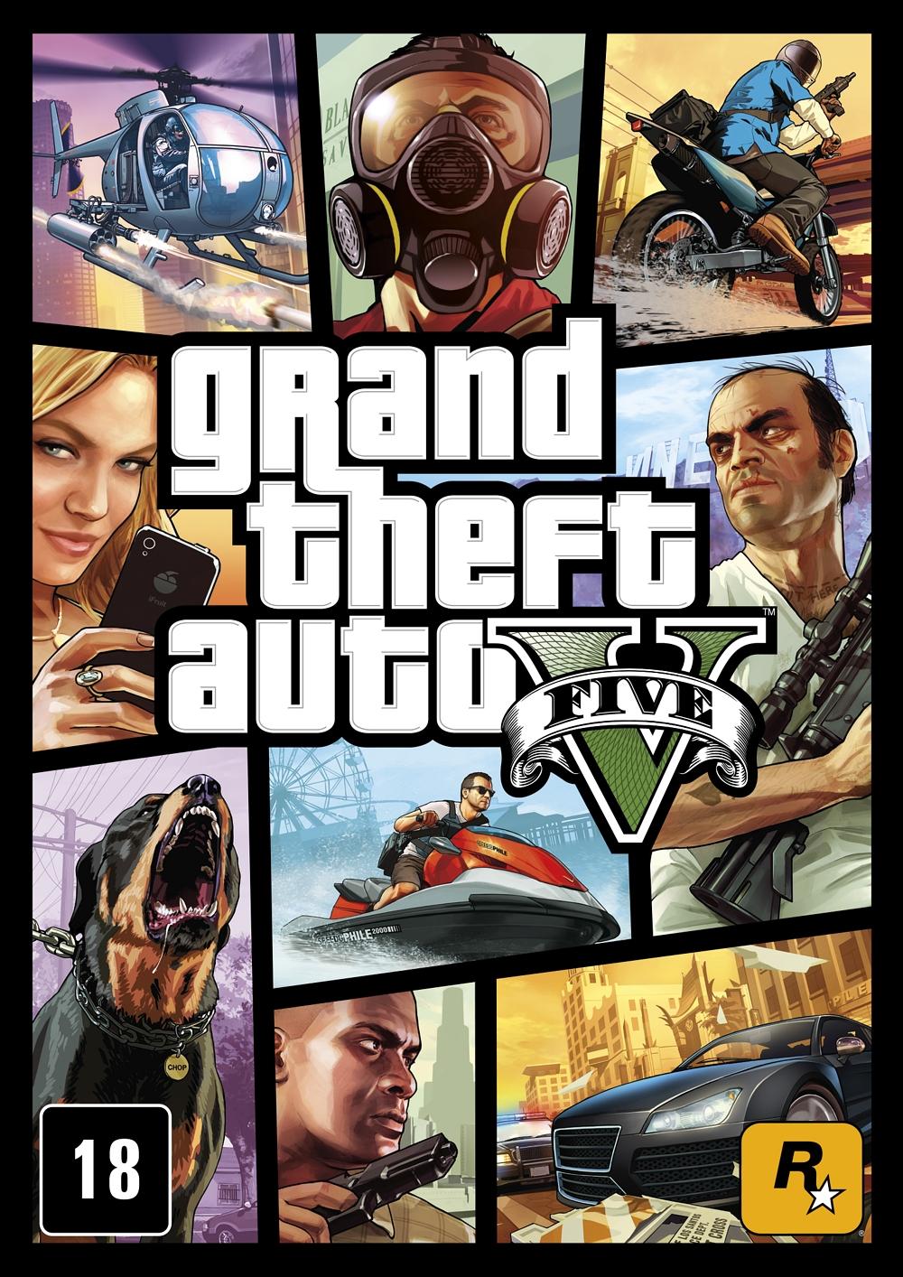 Grand Theft Auto V [PC, Цифровая версия] (Цифровая версия) фото