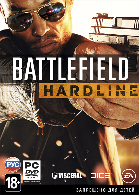 Battlefield Hardline (Цифровая версия)