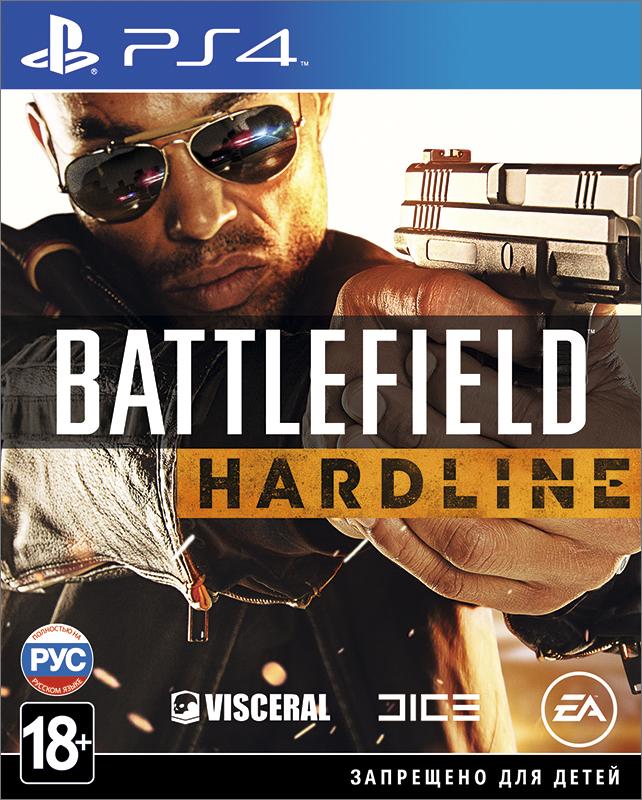 Battlefield Hardline [PS4]