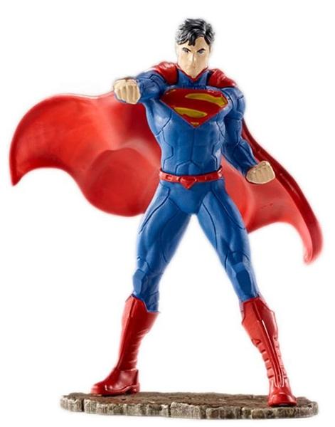 Фигурка Супермен сражаетсяФигурка Супермен сражается от немецкого производителя игрушек Шляйх приведет в восторг всех любителей знаменитой истории.<br>