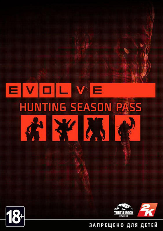 Evolve. Hunting Season Pass