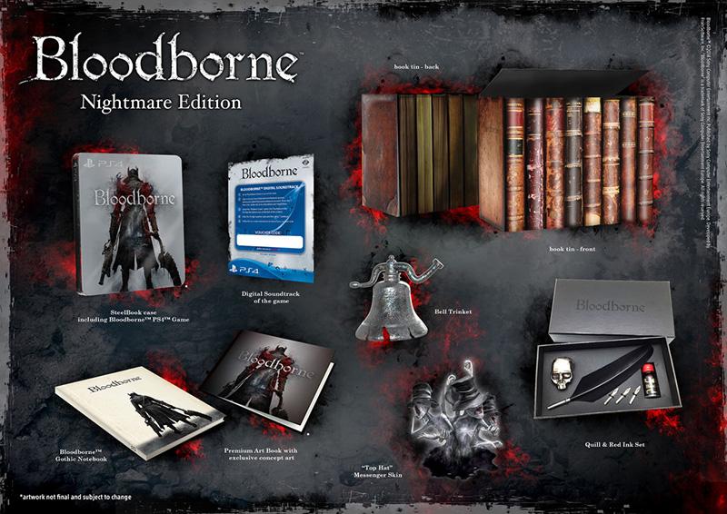 Bloodborne goty купить