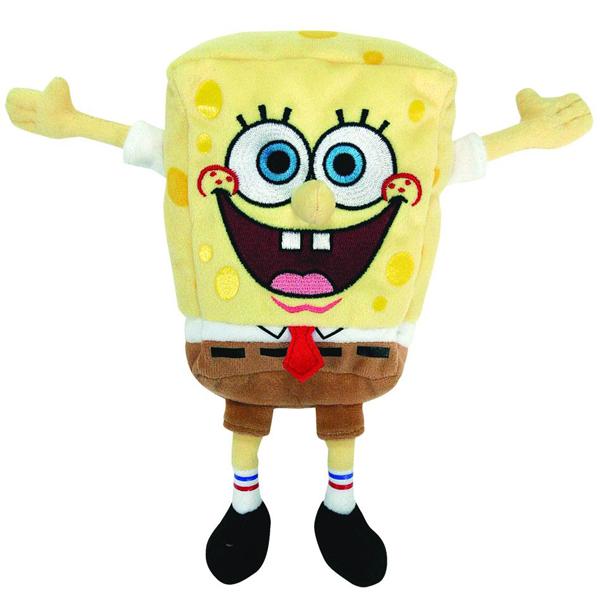 Мягкая игрушка Губка Боб (20 см)Мягкая игрушка Губка Боб, созданная по мотивам популярного американского мультсериала, станет самым лучшим другом вашему малышу.<br>