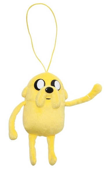 Мягкая игрушка Adventure Time. Jake (16 см)