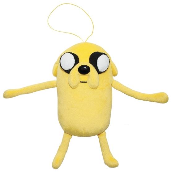 Мягкая игрушка Adventure Time. Jake (24 см)