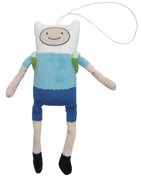 Мягкая игрушка Adventure Time. Finn (18 см)