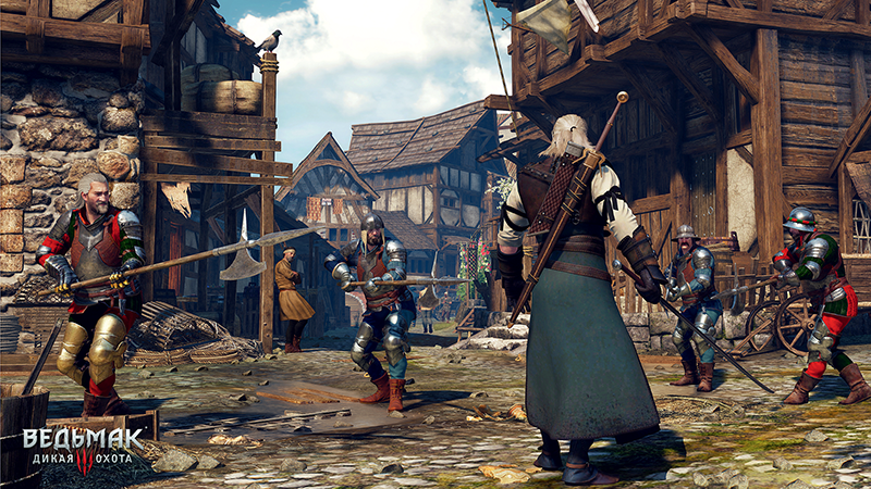 Ведьмак 3: Дикая охота [PS4] от 1С Интерес