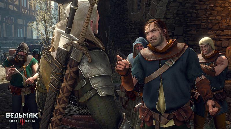 Ведьмак 3: Дикая охота [Xbox One] от 1С Интерес