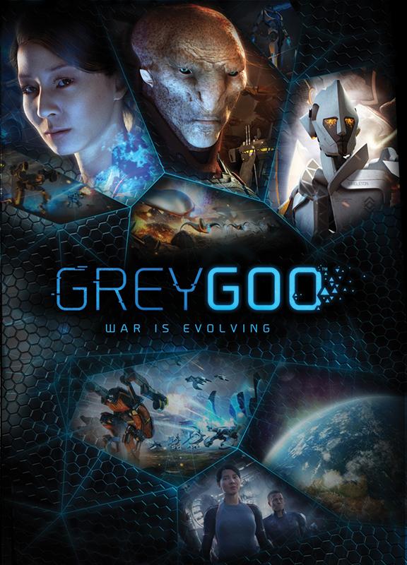Grey Goo  (Цифровая версия)Стратегия в реальном времени Grey Goo воплощает классические механики жанра, предлагает сбалансированную боевую систему и делает акцент на принятие важных, поражающих своим масштабом решений.<br>