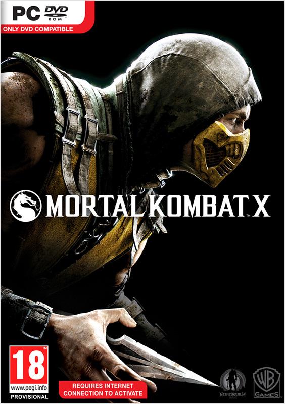 Mortal Kombat X [PC-Jewel]Сочетая в себе кинематографическую подачу беспрецедентного качества и обновленную игровую механику, Mortal Kombat X являет миру самую брутальную из всех Смертельных битв. Игроки впервые получат возможность выбрать один из нескольких вариантов для каждого из бойцов, определяя тем самым тактику и стиль ведения боя.<br>