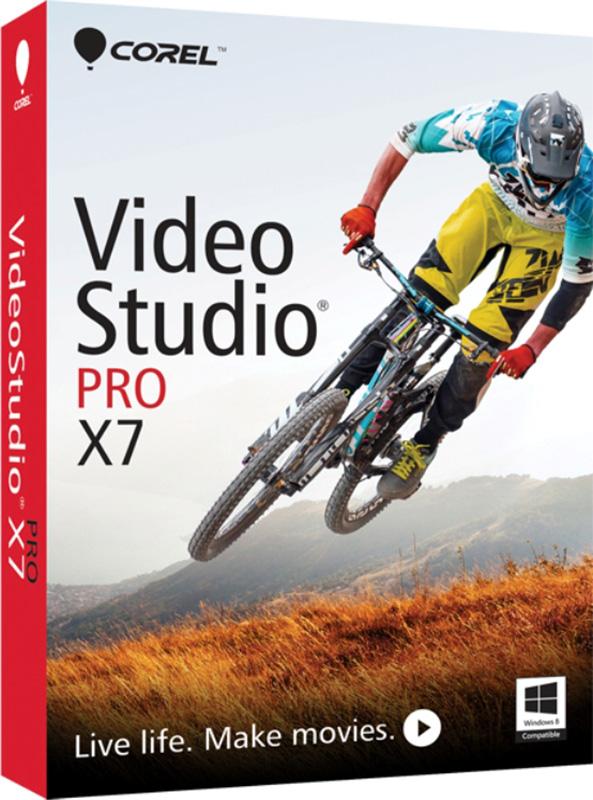 VideoStudio Pro X7 (1-4 лицензии)  (Цифровая версия)