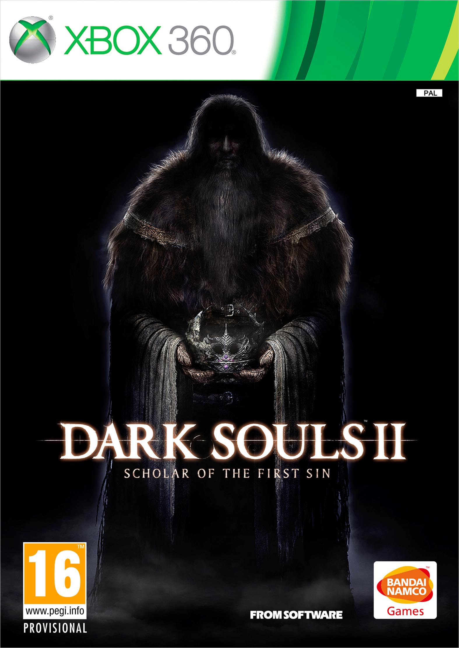 Dark Souls 2: Scholar of the First Sin [Xbox 360] от 1С Интерес
