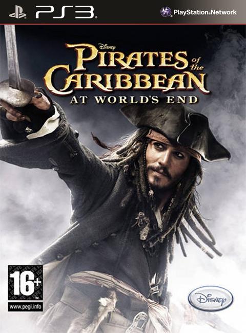 Disney. Пираты Карибского моря. На краю света [PS3]