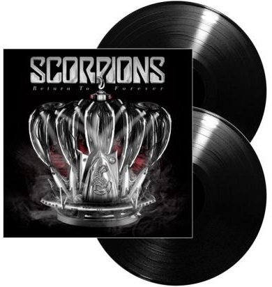 Scorpions. Return To Forever (2 LP)