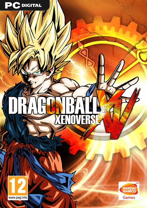 Dragon Ball Xenoverse [PC, Цифровая версия] (Цифровая версия) dragon ball xenoverse 2 deluxe edition [pc цифровая версия] цифровая версия