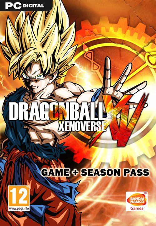 Dragon Ball Xenoverse + Dragon Ball Xenoverse. Season Pass