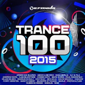 Сборник. Trance 100. Best Of 2015 от 1С Интерес
