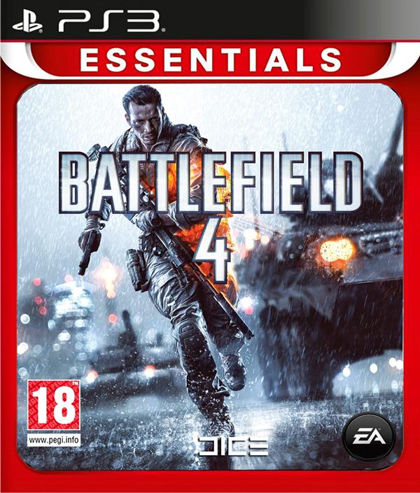 все цены на Battlefield 4 (Essentials) [PS3] онлайн