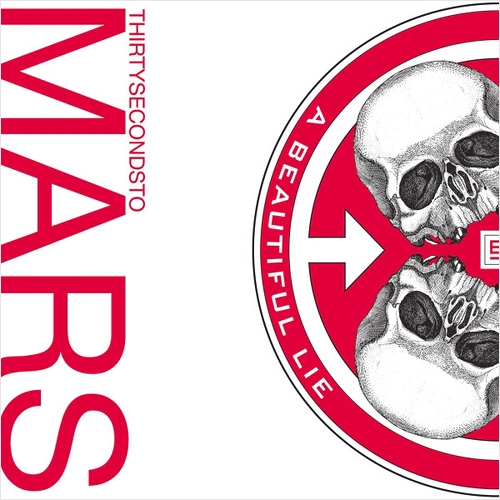 30 Seconds To Mars: A Beautiful Lie (CD) mission to mars