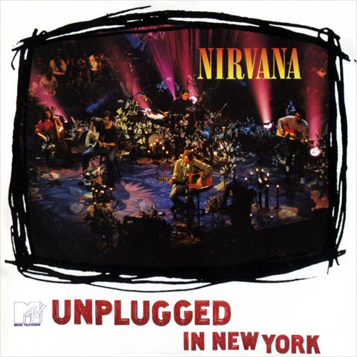 Nirvana. MTV Unplugged In New York (LP) unplugged