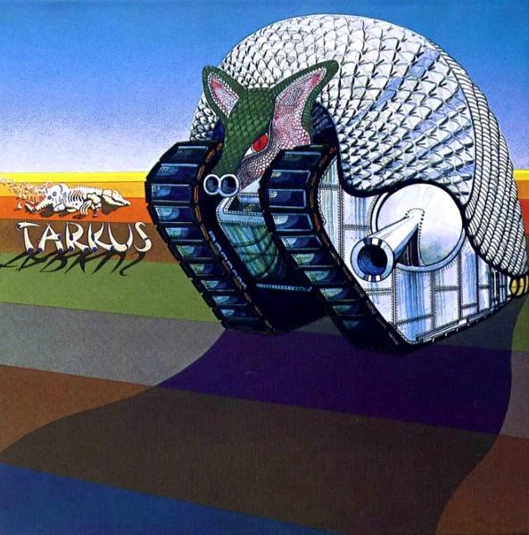 Emerson, Lake & Palmer. Tarkus (2 LP) emerson lake palmer emerson lake palmer works volume 1