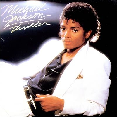Michael Jackson: Thriller (CD)