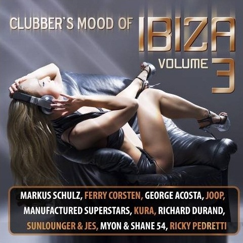 Сборник. Clubber's Mood Of Ibiza. Vol. 3 (2 CD)